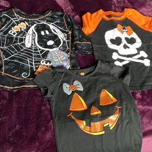 Toddler girl. Halloween bundle